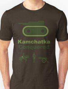 Risiko Kamchatka Green Unisex T-Shirt