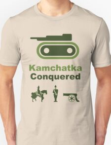 Risiko Kamchatka Green T-Shirt
