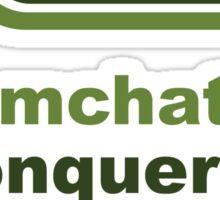 Risiko Kamchatka Green Sticker