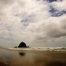 someone is slightly obsessed with Cannon Beach pictures....  by Jenny Miller