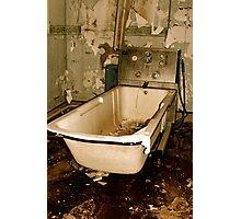 Bathtime Photographic Print