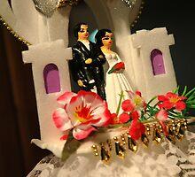 wedding cake ornament by bayu harsa