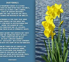 Wordsworth's Dances with the Daffodils by MHen