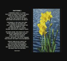 Wordsworth's Dances with the Daffodils One Piece - Long Sleeve