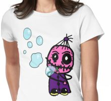 Mrs Mossop Bubbles Womens Fitted T-Shirt