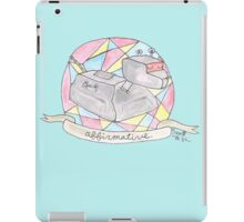 Doctor Who - Affirmative iPad Case/Skin