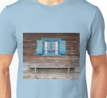 Window and Bench Unisex T-Shirt