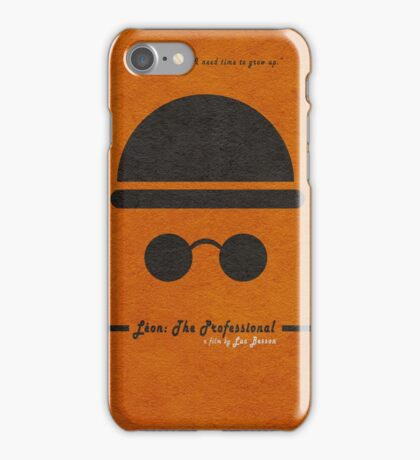 Leon The Professional iPhone Case/Skin