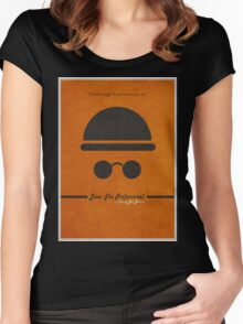 Leon The Professional Women's Fitted Scoop T-Shirt