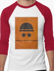 Leon The Professional Men's Baseball ¾ T-Shirt