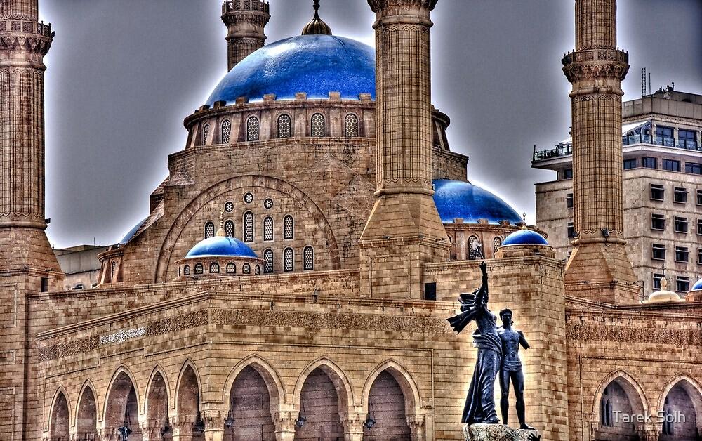 Al Amine Mosque  by Tarek Solh