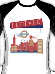 London England UK T-Shirt