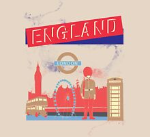 London England UK Unisex T-Shirt