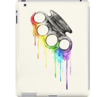 Knock some colors iPad Case/Skin