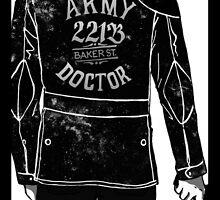 The Army Doctor by sittingdowntype