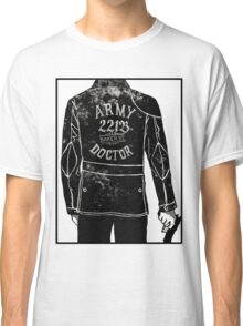 The Army Doctor Classic T-Shirt