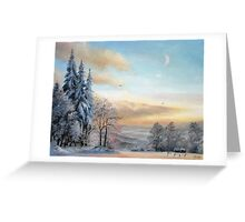 Pastel  OFFER 150 $ !!! Greeting Card