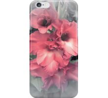 Gladiolus (Flowers collection) iPhone Case/Skin