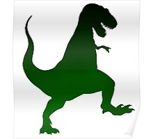 ombre trex Poster