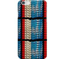 No World Government iPhone Case/Skin