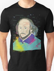 Portrait of William Shakespeares T-Shirt