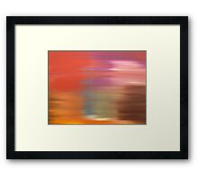 ABSTRACT 603 Framed Print