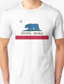 Grateful Republic Unisex T-Shirt