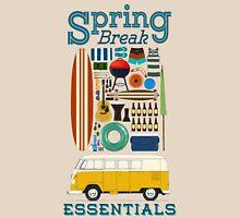 Spring Break Essentials Unisex T-Shirt