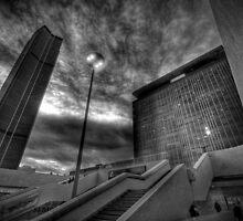 Montparnasse by Laurent Hunziker