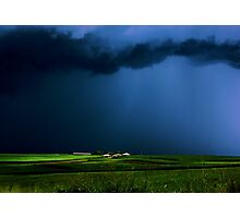 Wild, wild weather Photographic Print