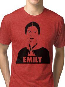 Emily Dickinson Tri-blend T-Shirt