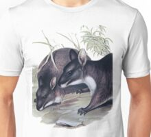 The Parma wallaby painting Unisex T-Shirt