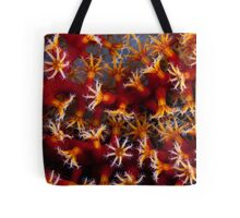 Animal flowers Tote Bag