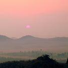 A soft sunrise  by Brian Bo Mei