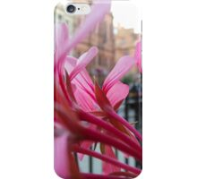 Street City Pink iPhone Case/Skin