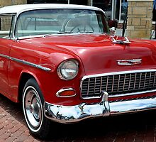 55 Chevy by patticake