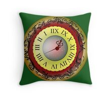 One Second Throw Pillow