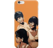 Diana Ross & the Supremes iPhone Case/Skin
