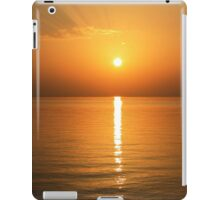 In the morning I iPad Case/Skin