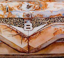 V-8 by Rod  Adams