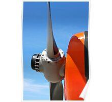 Propeller props Poster