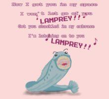 LAMPREY!! One Piece - Long Sleeve