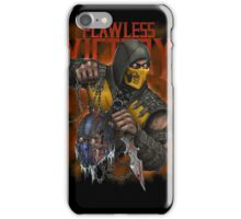 Scorpion: Flawless Victory iPhone Case/Skin