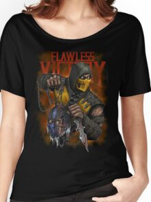 Scorpion: Flawless Victory Women's Relaxed Fit T-Shirt