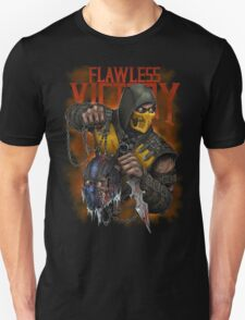 Scorpion: Flawless Victory Unisex T-Shirt