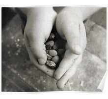 Baby Hands Poster
