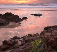 Pastel Dawn by Shelley Warbrooke