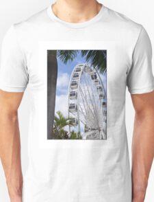 Gold Coast Wheel T-Shirt