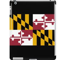 Maryland USA State Flag Baltimore Annapolis Duvet Cover T-Shirt Sticker iPad Case/Skin