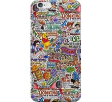 COLLAGE D iPhone Case/Skin